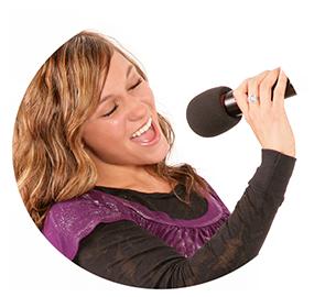 Gesangsuntearricht für alle die Spass am Musizieren und Singen haben. Professioneller Einzelunterricht durchgeführt von Pädagogen mit Hochschulabschluss. Gesangsunterricht, Sologesang, Stimmbildung, Atemtechnik